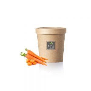 Carrot Cream Soup (400ml)