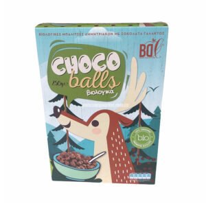 Choco Cereal Balls with Milk Chocolate (250g)