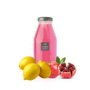 Pomegranate Lemon Tea (250ml)