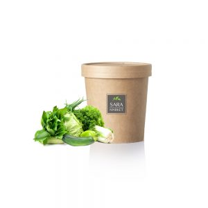 Vegetable Soup (400ml)